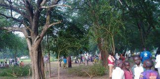Les déplacés de Birao, dans la préfecteure de Vakaga, au nord-est de la République centrafricaine.