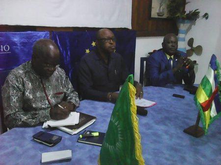 San edjijio implique les médias dans la mise en oeuvre de l'APPR