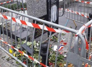 Un individu, encore non identifié, a vandalisé, ce jeudi soir, la stèle des soldats Africains. Le Maire de Sarcelles a porté plainte.