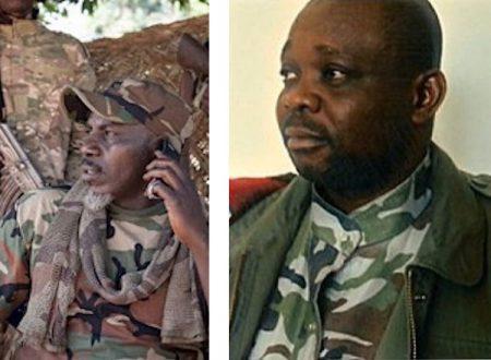 le général ahmat bahar et abdoulaye miskine
