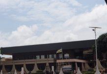 ministère des affaires étrangères à bangui