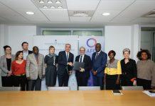 signature de l'engagement de l'AFD pour les victimes de violence sexuelle en centrafrique