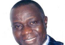 Le député de Bamingui Jean-Michel Mandaba. CopyrightDR