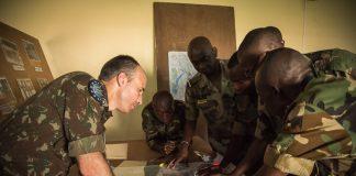 le pilier Éducation (EDP) de l'EUTM-RCA a conduit, du lundi 02 au vendredi 13 décembre, un stage dans le domaine du renseignement au profit des Forces armées centrafricaines (FACA) et de la Gendarmerie nationale.
