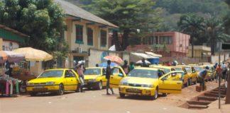 Centre-ville de Bangui. Crédit photo : Mickael Kossi / CNC