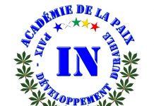 académie de la paixlogo