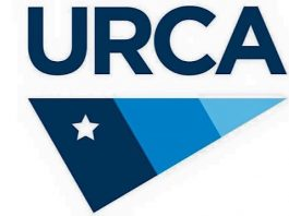 Logo du parti Union pour le renouveau centrafricain (URCA) de l'honorable député Anicet Georges Dologuelé.