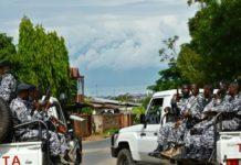 route dégradée mbaïki boda dans la lobaye