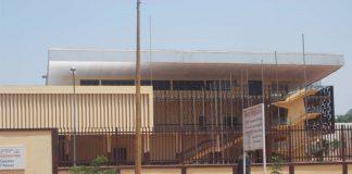 Cour d'appel de Bangui. CopyrightCNC