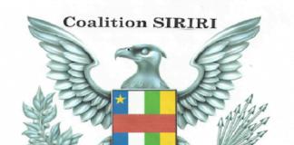 Logo officiel de la coalition Siriri de Centrafrique