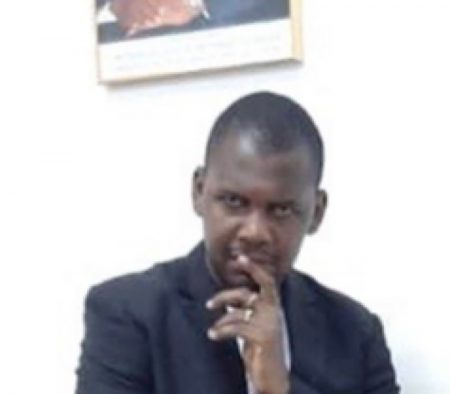 Aboubakar Siddik Ali Porte-parole du FPRC