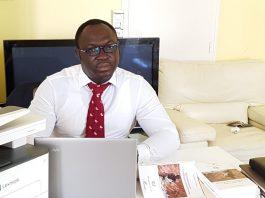 Aristide Briand Reboas président du parti chrétien démocrate centrafricain