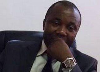 Monsieur Daniel Nzéwé, ici, le 4 mars 2017. Photo de courtoisie.