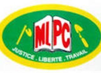 logo officiel du mouvement de libération du peuple centrafricain.