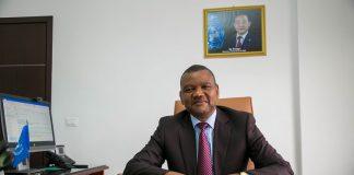 le Coordonnateur du Bureau Sous-régional de la FAO pour l'Afrique centrale, Hélder MUTEIA