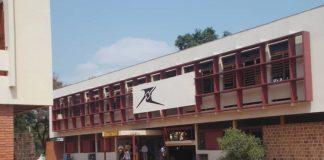 Faculté de droit et des sciences juridiques de l'Université de Bangui. Photo CNC / Mickael Kossi.