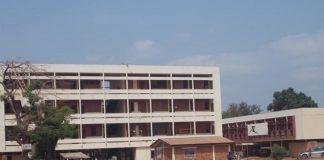 Université de Bangui. Photo CNC.