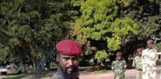 Le chef rebelle Mahamat Alkatim du MPC