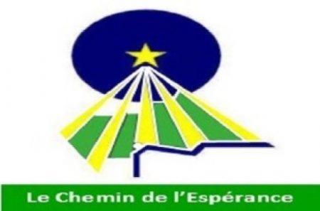 chemin de l'espérance logo officiel