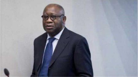 L'ex-Président ivoirien Laurent Gbagbo