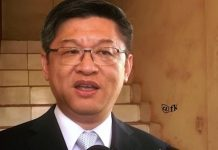 Ambassadeur de Chine en République centrafricaine chen dong. Photo CNC / Yapendé.