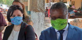 L'Union européenne s'engage dans la lutte contre le Coronavirus en Centrafrique.