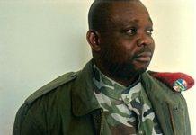 Le chef rebelle Abdoulaye Miskine, patron du mouvement FDPC.