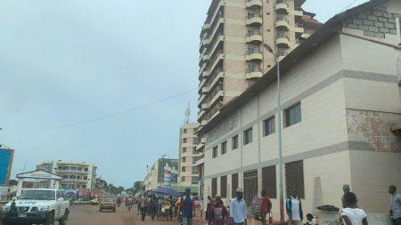 Bangui, République centrafricaine. Photo CNC / Anselme Mbata.
