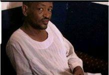 L'ex-maire du troisième arrondissement de Bangui Monsieur Moussa Fadoul.