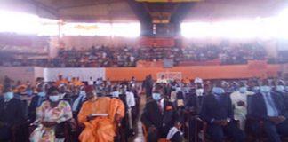 ouverture du congrès du KNK le 24 juillet à Bangui par Cyrille Yapendé