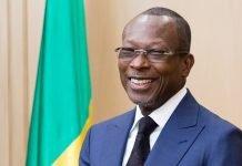 Le Président Béninois Patrice Talon. CopyrightDR