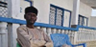 Le chef d'État major et coordonnateur de 3R l'autoproclamé général Abass Sidiki.