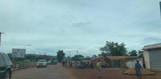 Bangui, capitale de la République centrafriciane. Photo CNC / Anselme Mbata
