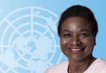 docteur Natalia Kanem directrice exécutive de la UNFPA CAR