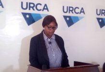Constance Goune-Bana, 3ème Vice-présidente de l'URCA copyright CNC/ Jefferson Cyrille YAPENDE du 8 août 2020.