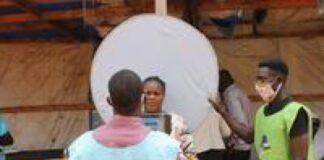 recensement des électeurs à Bangui par ONUINFO