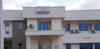 bâtiment du siège de l'agence nationale de l'eau