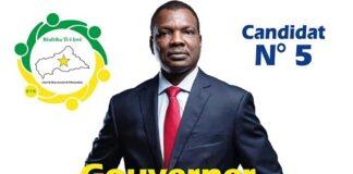 Le candidat du BTK Mahamt Kamoun