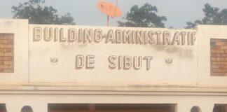 building administratif de sibut en République centrafricaine