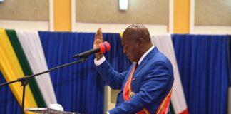 Prestation le 30 mars du chef de l'État Faustin Archange Touadera