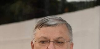 VLADIMIR TITORENKO, l'ambassadeur de la Russie en Centrafrique. Phot DR
