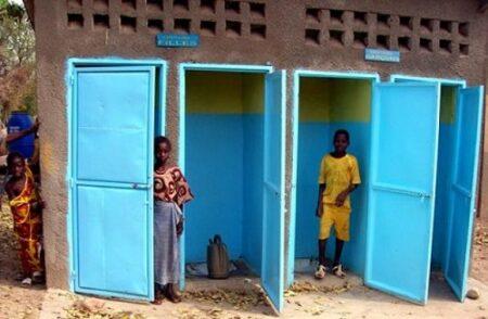 illustration d'une toilettes publique