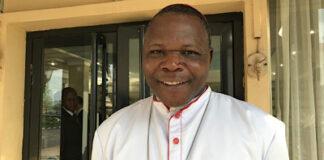 Le cardinal Nzapalainga