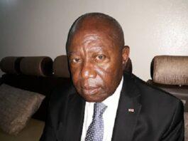 Le magistrat Jacques Mbosso, médiateur de la République, décédé le 3 mai 2021 des suites du Covid-19
