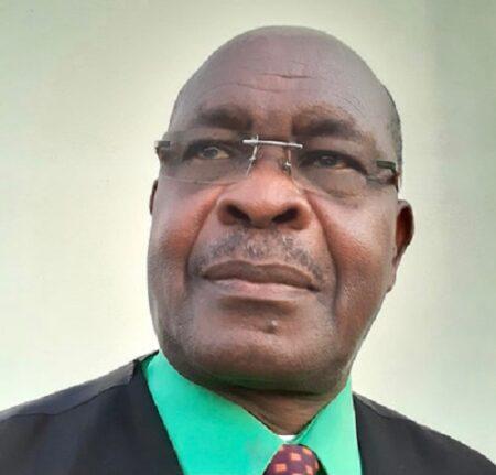 L'opposant Jean-Serge Wafio