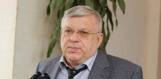 l'ambassadeur russe en Centrafrique Vladimir Titorenko