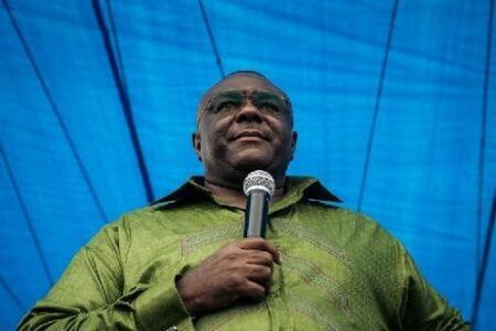l'ex-chef de guerre Bemba favorable à l'état de siège décrété dans l'Est