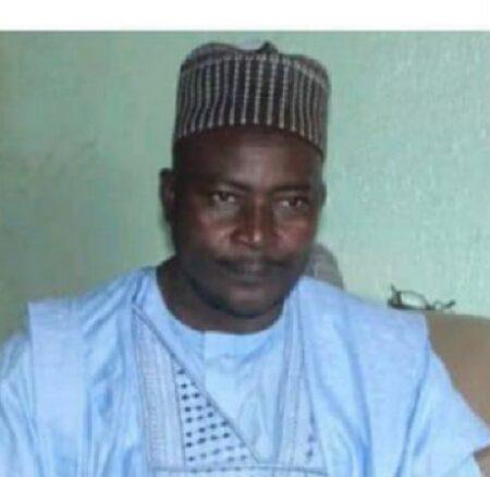 le sultan maire de koui, Lamido Souleymane Daouda