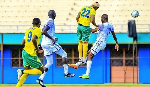 Rwanda vs Centrafrique