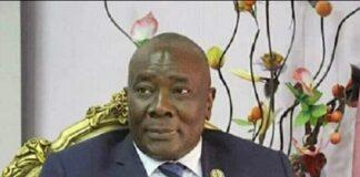 Monsieur Abdoukarim Meckassoua